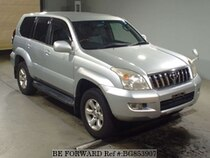 Used 2003 TOYOTA LAND CRUISER PRADO BG853907 for Sale for Sale
