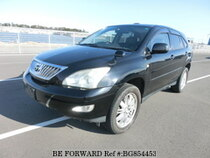 Used 2006 TOYOTA HARRIER BG854453 for Sale for Sale