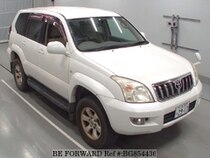 Used 2006 TOYOTA LAND CRUISER PRADO BG854436 for Sale for Sale