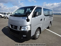 Used 2015 NISSAN CARAVAN VAN BG853548 for Sale for Sale