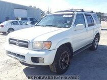 Used 2004 NISSAN PATHFINDER BG856317 for Sale for Sale
