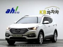 Used 2018 HYUNDAI SANTA FE BG856554 for Sale for Sale