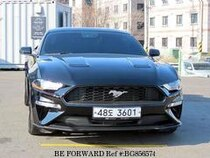 Used 2018 FORD MUSTANG BG856574 for Sale for Sale