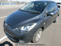 Used 2009 MAZDA DEMIO BG856411 for Sale for Sale