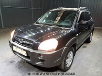 Used 2006 HYUNDAI TUCSON BG858436 for Sale for Sale