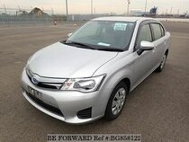 Used 2015 TOYOTA COROLLA AXIO BG858122 for Sale for Sale