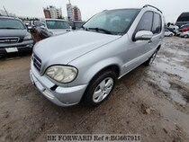 Used 2003 MERCEDES-BENZ ML CLASS BG667919 for Sale for Sale