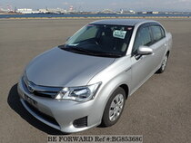 Used 2015 TOYOTA COROLLA AXIO BG853680 for Sale for Sale