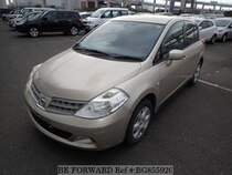 Used 2011 NISSAN TIIDA BG855920 for Sale for Sale