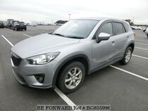 Used 2015 MAZDA CX-5 BG855996 for Sale for Sale