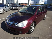 Used 2007 TOYOTA ALLION BG855984 for Sale for Sale