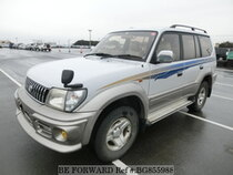 Used 2002 TOYOTA LAND CRUISER PRADO BG855988 for Sale for Sale
