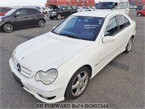 Used 2002 MERCEDES-BENZ C-CLASS BG857344 for Sale for Sale