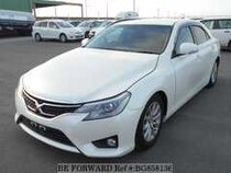 Used 2014 TOYOTA MARK X BG858136 for Sale for Sale