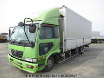 Used 2008 NISSAN CONDOR BG859826 for Sale for Sale
