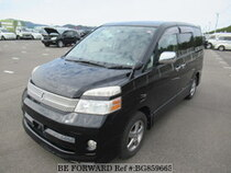 Used 2006 TOYOTA VOXY BG859665 for Sale for Sale