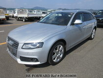 Used 2009 AUDI A4 BG859699 for Sale for Sale