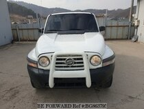 Used 2002 SSANGYONG KORANDO BG863795 for Sale for Sale