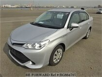 Used 2016 TOYOTA COROLLA AXIO BG864707 for Sale for Sale