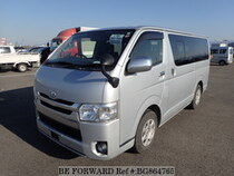 Used 2015 TOYOTA HIACE VAN BG864765 for Sale for Sale