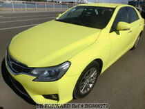 Used 2015 TOYOTA MARK X BG866272 for Sale for Sale
