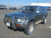 Used 1991 TOYOTA HILUX SURF BG866035 for Sale for Sale