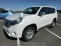 Used 2016 TOYOTA LAND CRUISER PRADO BG866001 for Sale for Sale
