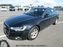 Used 2012 AUDI A6 BG866013 for Sale for Sale