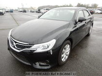Used 2013 TOYOTA MARK X BG866712 for Sale for Sale