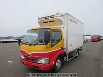 Used 2008 HINO DUTRO BG867686 for Sale for Sale