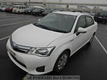 Used 2015 TOYOTA COROLLA AXIO BG867502 for Sale for Sale