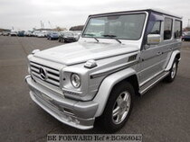 Used 2000 MERCEDES-BENZ G-CLASS BG868043 for Sale for Sale