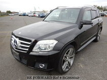 Used 2008 MERCEDES-BENZ GLK-CLASS BG868048 for Sale for Sale