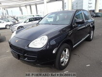 Used 2003 PORSCHE CAYENNE BG869139 for Sale for Sale