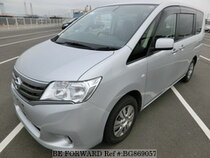 Used 2011 NISSAN SERENA BG869057 for Sale for Sale