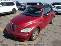 Used 2004 CHRYSLER PT CRUISER CABRIO BG870394 for Sale for Sale