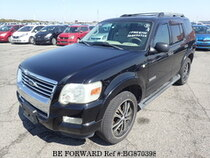 Used 2007 FORD EXPLORER BG870398 for Sale for Sale