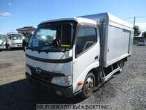 Used 2010 HINO DUTRO BG871943 for Sale for Sale