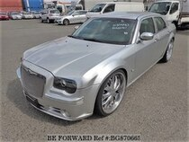 Used 2009 CHRYSLER 300C BG870665 for Sale for Sale
