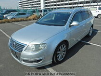 Used 2009 VOLKSWAGEN PASSAT VARIANT BG868862 for Sale for Sale