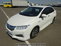 Used 2015 HONDA GRACE BG872526 for Sale for Sale