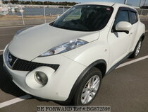 Used 2010 NISSAN JUKE BG872598 for Sale for Sale