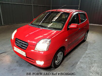 Used 2006 KIA MORNING (PICANTO) BG954267 for Sale for Sale