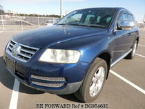Used 2006 VOLKSWAGEN TOUAREG BG954631 for Sale for Sale