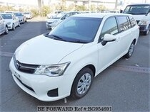 Used 2015 TOYOTA COROLLA FIELDER BG954691 for Sale for Sale