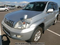 Used 2003 TOYOTA LAND CRUISER PRADO BG955177 for Sale for Sale