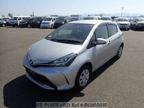 Used 2017 TOYOTA VITZ BG955039 for Sale for Sale