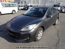 Used 2013 MAZDA AXELA BG955413 for Sale for Sale