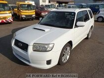 Used 2005 SUBARU FORESTER BG955241 for Sale for Sale