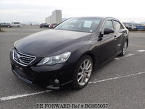 Used 2010 TOYOTA MARK X BG955057 for Sale for Sale